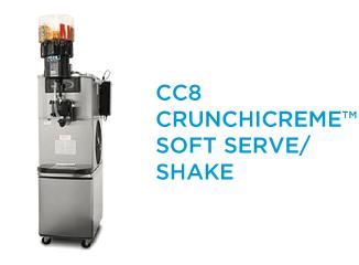 CC8 CrunchiCreme™ System