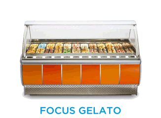 Focus Gelato Cases
