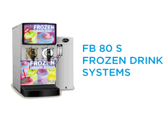 FB 80S Frozen Drink Machines