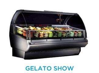 Gelato Show Gelato Cases