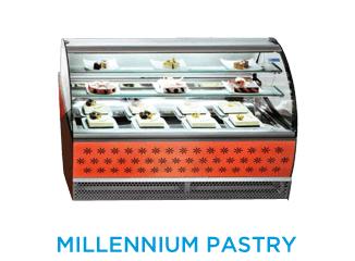 Millennium Pastry Cases