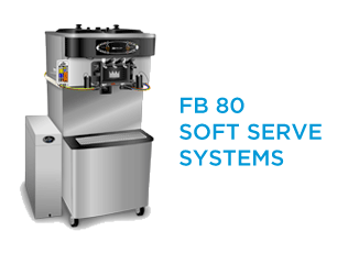 FB 80 Soft Serve Systems