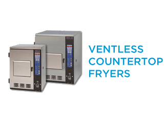Ventless Countertop Fryers