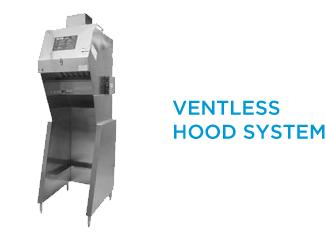 Ventless Hood System